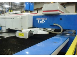Punch / Laser FINN-POWER LP6 2.5KW (USED)