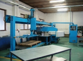 Punch FINN-POWER TP 250 CNC (USED)