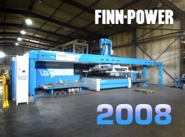 Laser FINN-POWER L6 (USED)