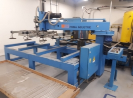 Laser PRIMA POWER DOMINO 1530 (USED)