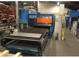 Laser PRIMA POWER PLATINO 3015 (USED)