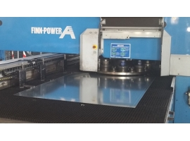 Punch FINN-POWER 2500 X 1270 (USED)
