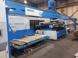 Laser FINN-POWER 5KW LASER CUTTING MACHINE LU6 (USED)