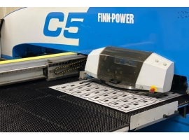 Punch FINN-POWER C5 COMPACT EXPRESS (USED)